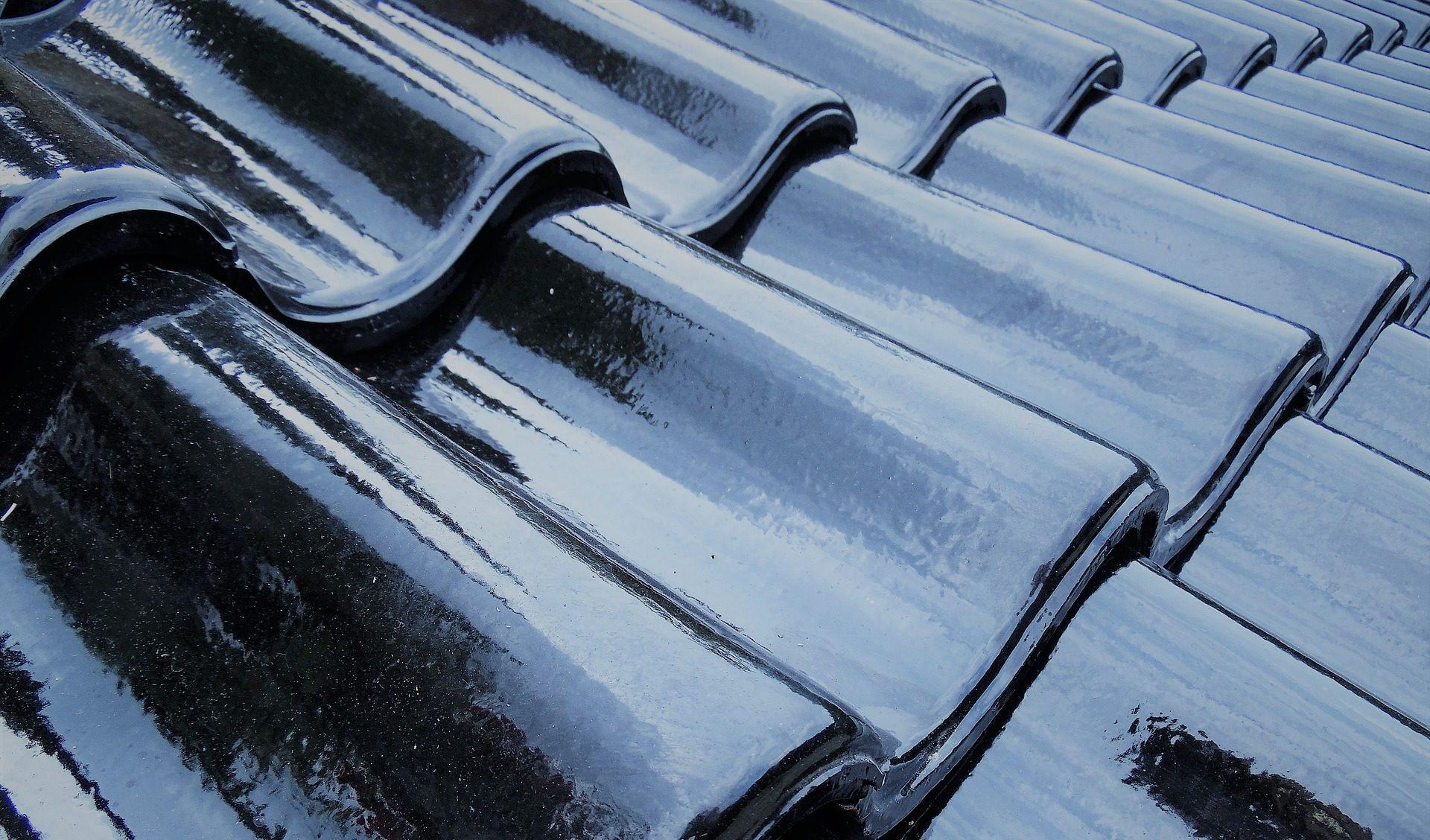 Tigla Metalica Neagra